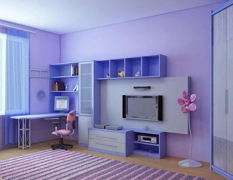 Полка для детской комнаты