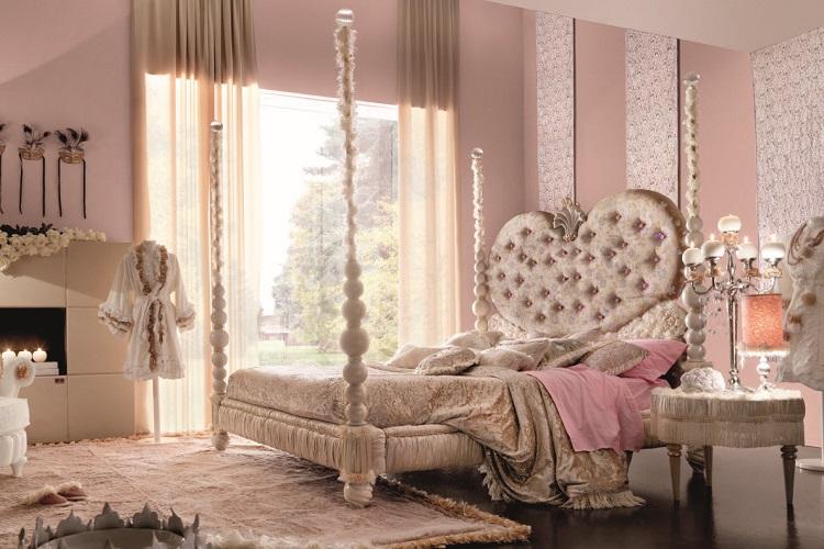 Гламурная детская мебель для девочки