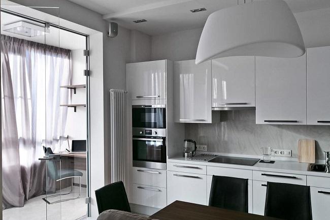 Кухня 9 кв м